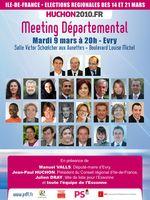 Meeting departemental