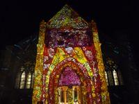 Saint Sulpice de Favieres inauguration