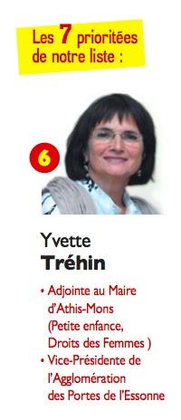 6 Yvette Trehin