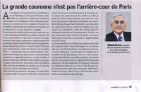 Tribune Libre de Michel BERSON - La Gazette des Communes - 11 juin 2012