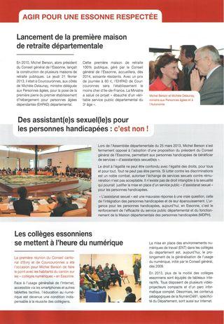 Lettre de Michel BERSON - Avril 2013 - 3