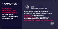 Baisse chomage180116