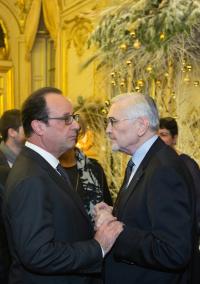 Echange avec Hollande201214